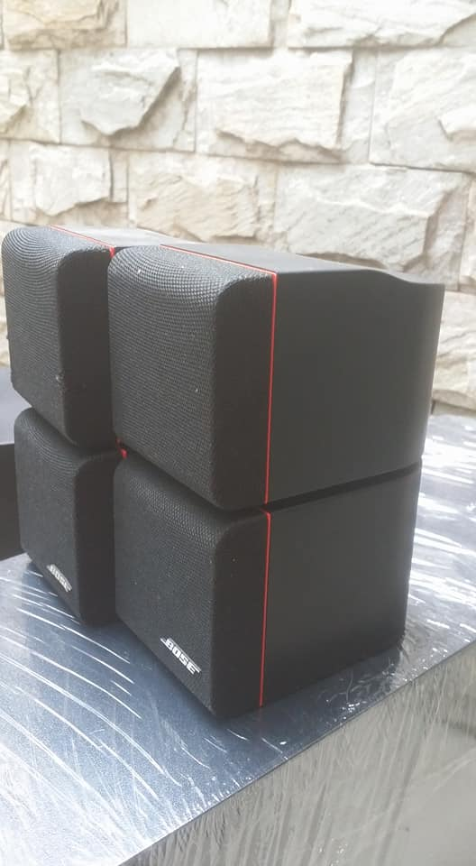 15 Bose Life style Acoustimass M5,M6,M7,M9,M10,M15,M20,M25, M30 và Bose cube array, red line, jewel
