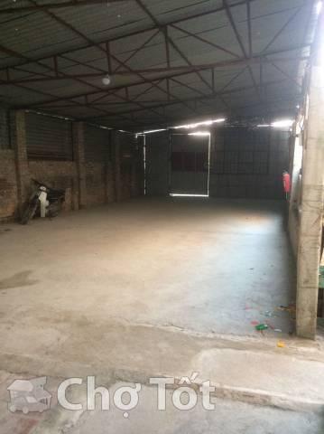 Cho thuê xưởng 200m vuông
