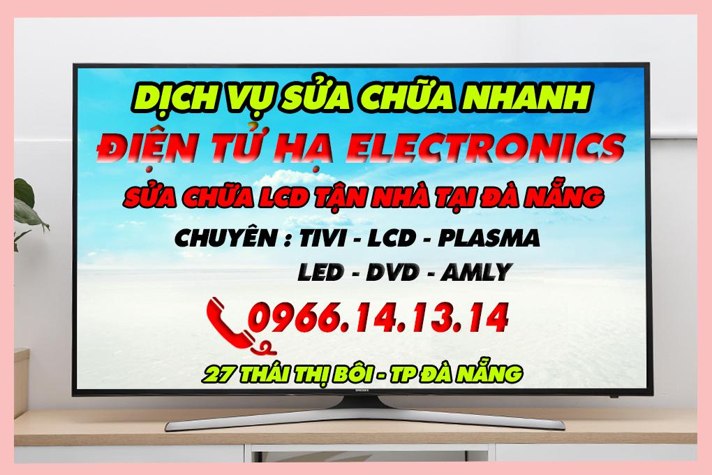 Sửa Tivi Tận Nhà Tại Đà Nẵng  - Giải Pháp Tư Vấn Lắp Đặt Tivi LCD , Đầu Thu K