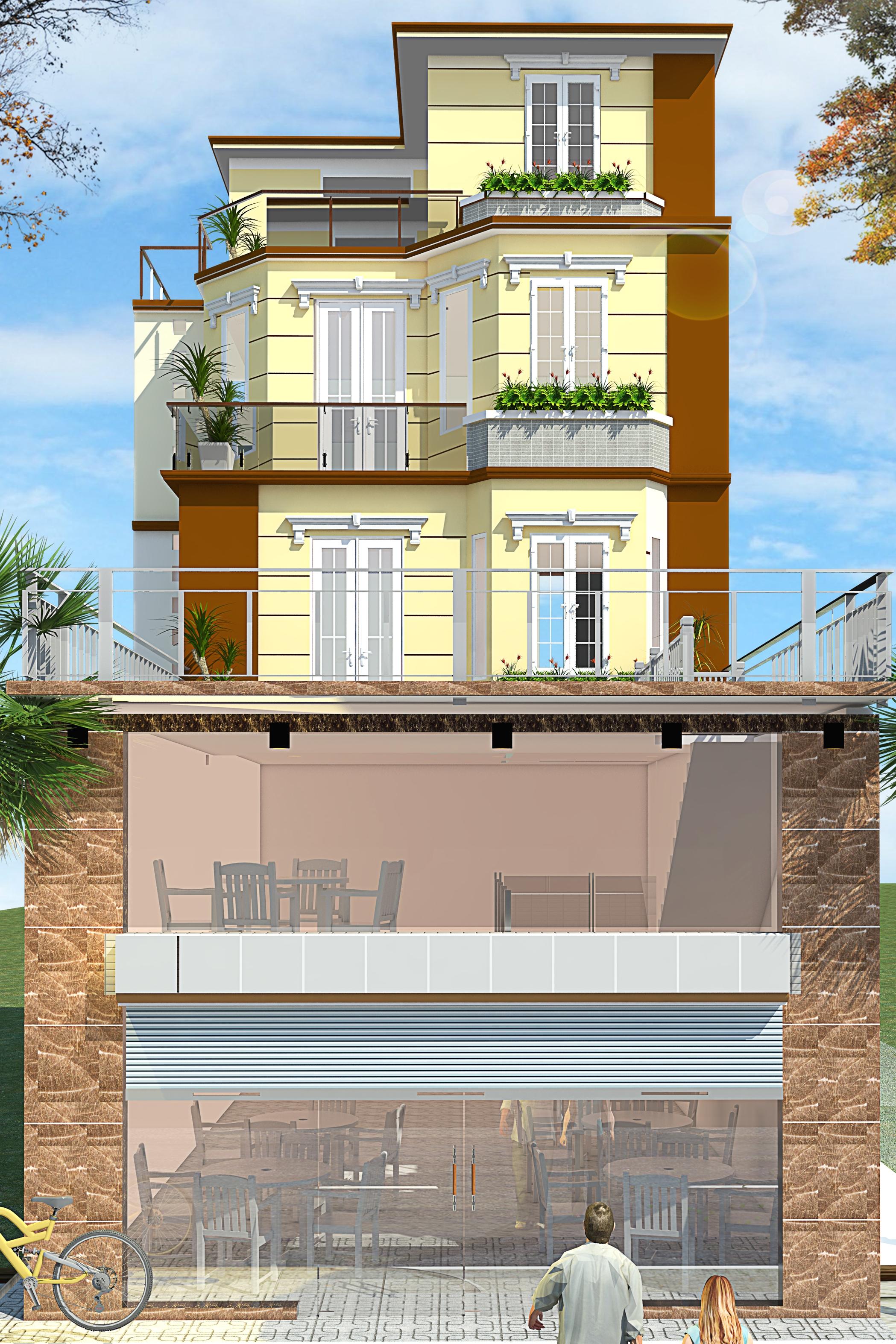 House for rent - nhà cho thuê