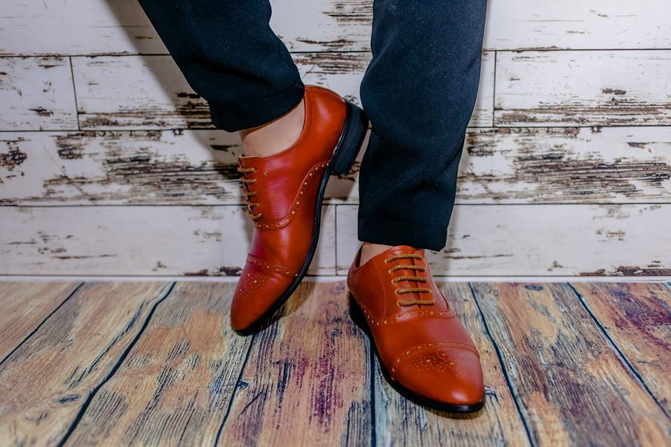 1 Giày da công sở cao cấp - JakeBros - Leather Shoes for men