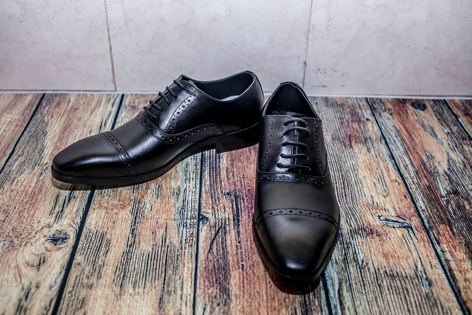 2 Giày da công sở cao cấp - JakeBros - Leather Shoes for men