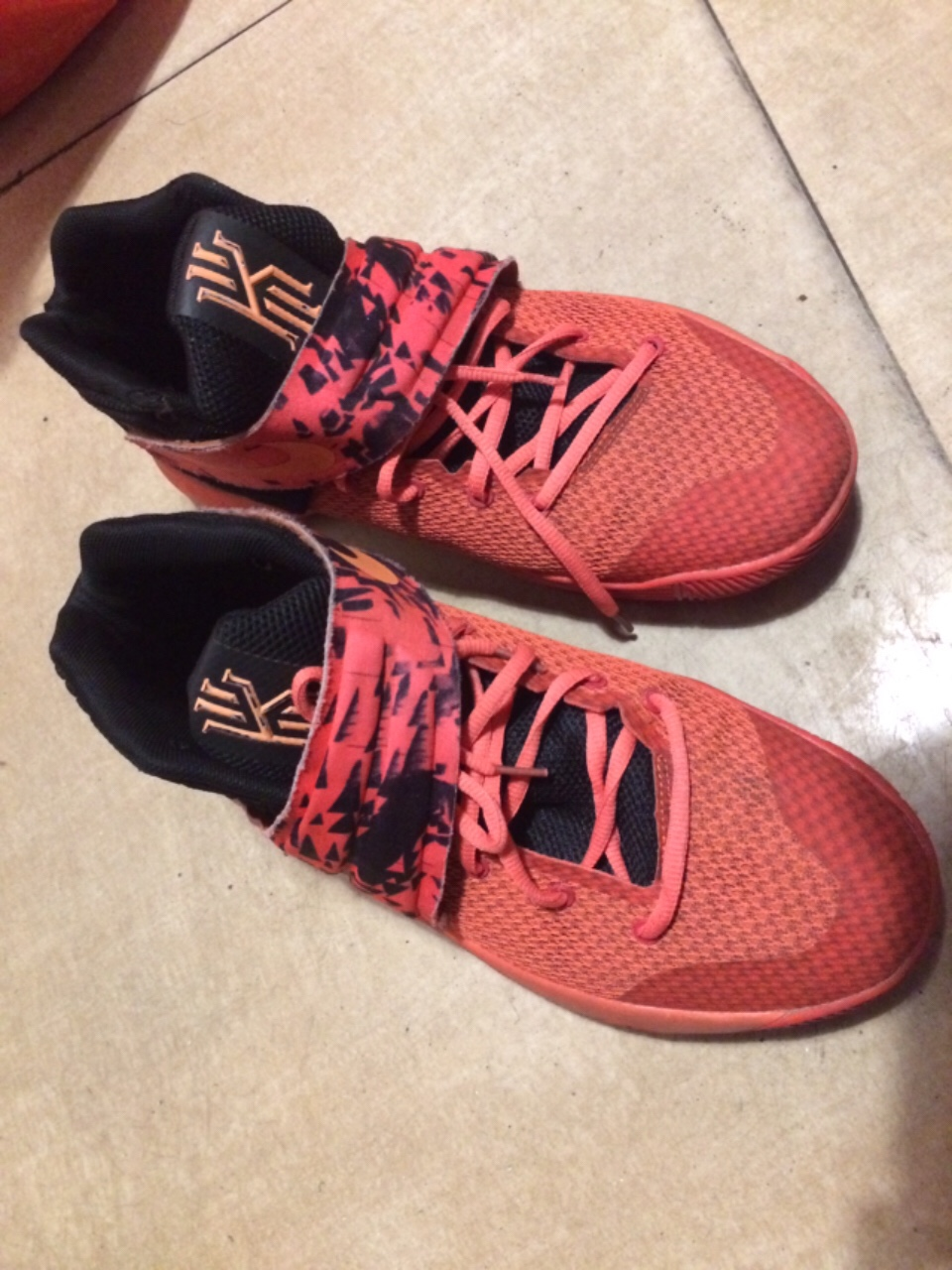 Nike Kyrie 2 Men Basketball Shoes 706678-606