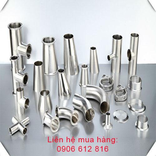 14 Cung cấp ống inox vi sinh và phụ kiện ống inox vi sinh cho các công trình nhà máy