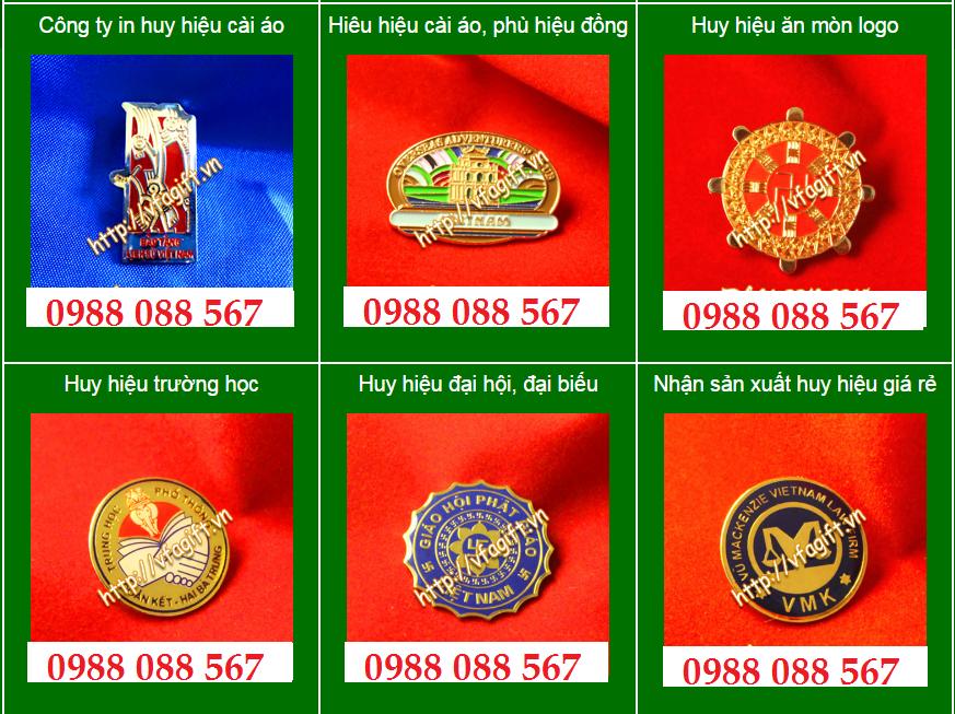 Xưởng sản xuất logo công ty cài áo,logo đeo éo,cung cấp huy hiệu đồng mạ vàng,làm huy hiệu học sinh