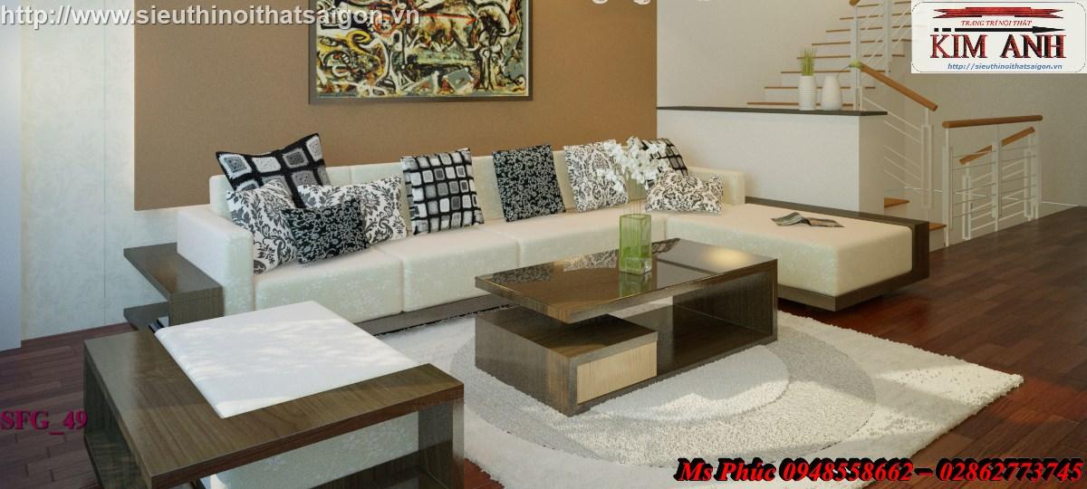6 Sofa góc giá rẻ tphcm, sofa góc nhỏ gọn, giá sofa góc bọc vải bố, nỉ tại Đà Lạt, Đồng nai