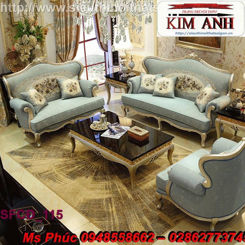 12 Sofa tân cổ điển giá rẻ, sofa cổ điển tphcm, giá ghế sofa đơn cổ điển Châu Âu tại Đà Lạt