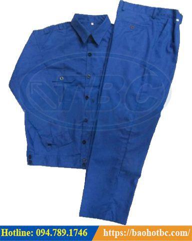 Quần áo bảo hộ lao động chống nhiệt Chất lượng