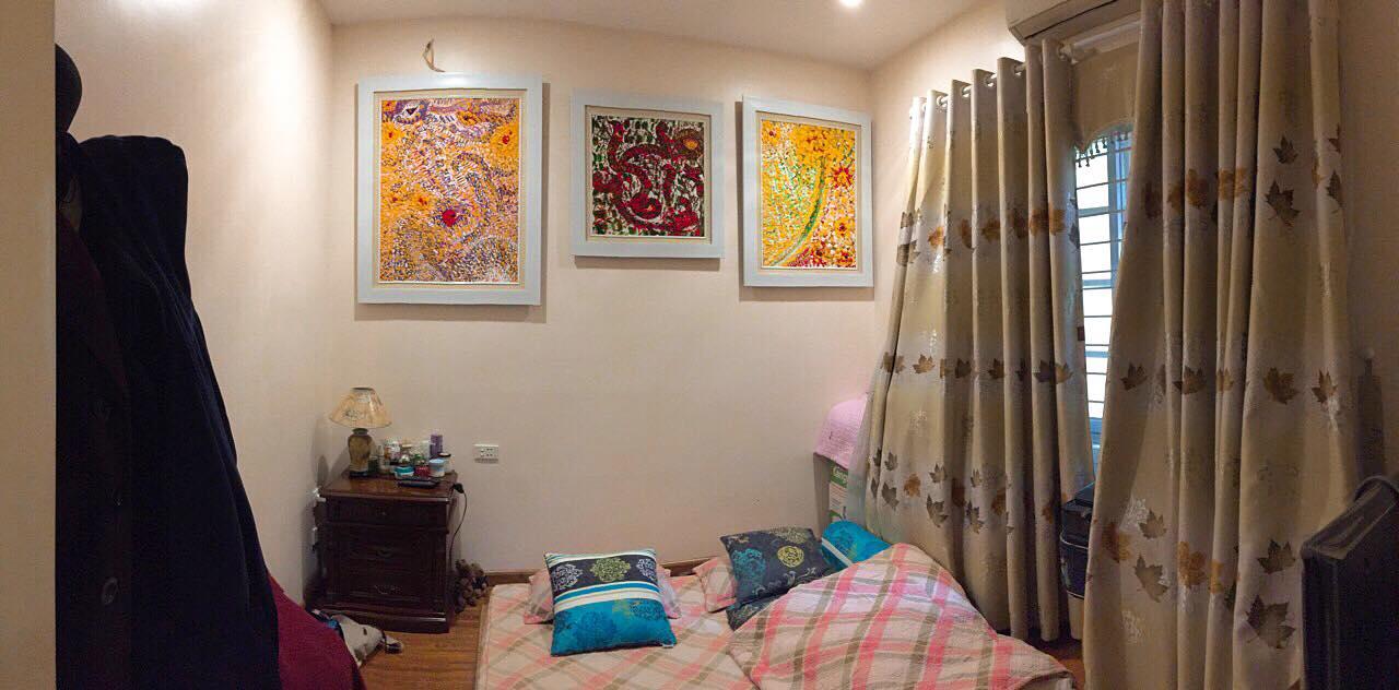 2 Cần bán căn hộ tập thể phố Lý Nam Đế đã cải tạo đẹp.