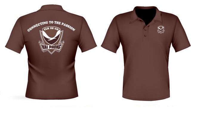 4 May áo thun đồng phục công ty giá rẻ tại TPHCM