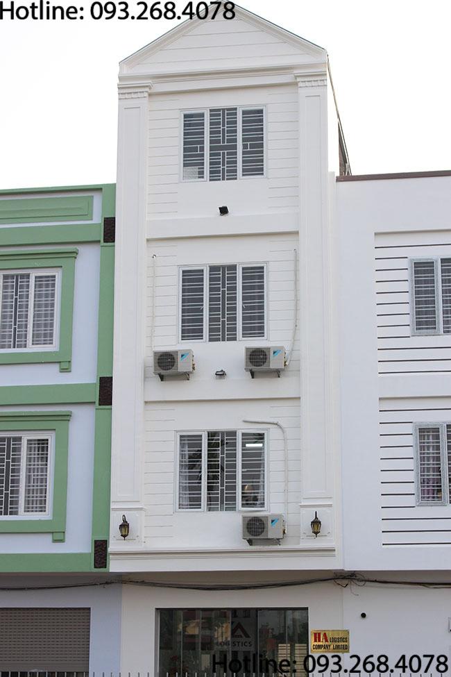 1 Bán nhà 2,5 đến 3,5 tầng tại Chợ Lũng Đông giá chỉ từ 780 triệu