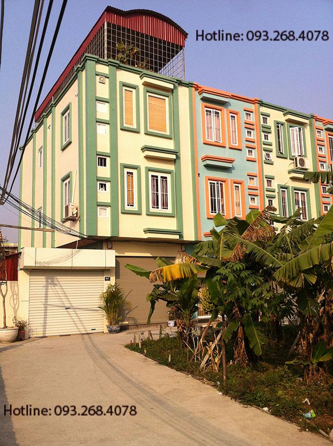 12 Bán nhà 2,5 đến 3,5 tầng tại Chợ Lũng Đông giá chỉ từ 780 triệu