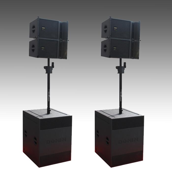 Loa line aray donb audio PAP siêu cao cấp