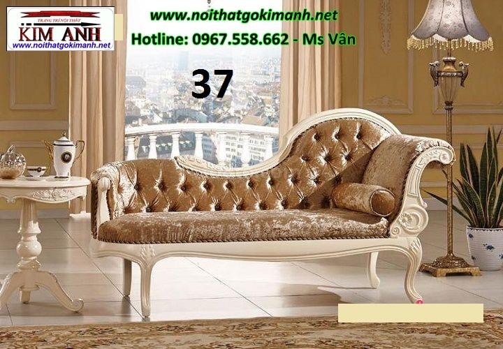 5 Ghế Sofa Thư Giãn Cổ Điển - Ghế Sofa Cổ Điển Phong Cách Châu Âu Cao Cấp Q3 Q4