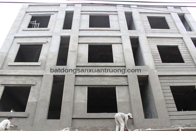 1 Bán nhà 4,5 tầng mặt đường Đằng Hải - Chợ Lũng Đông giá chỉ từ 1 tỷ 900 triệu đồng