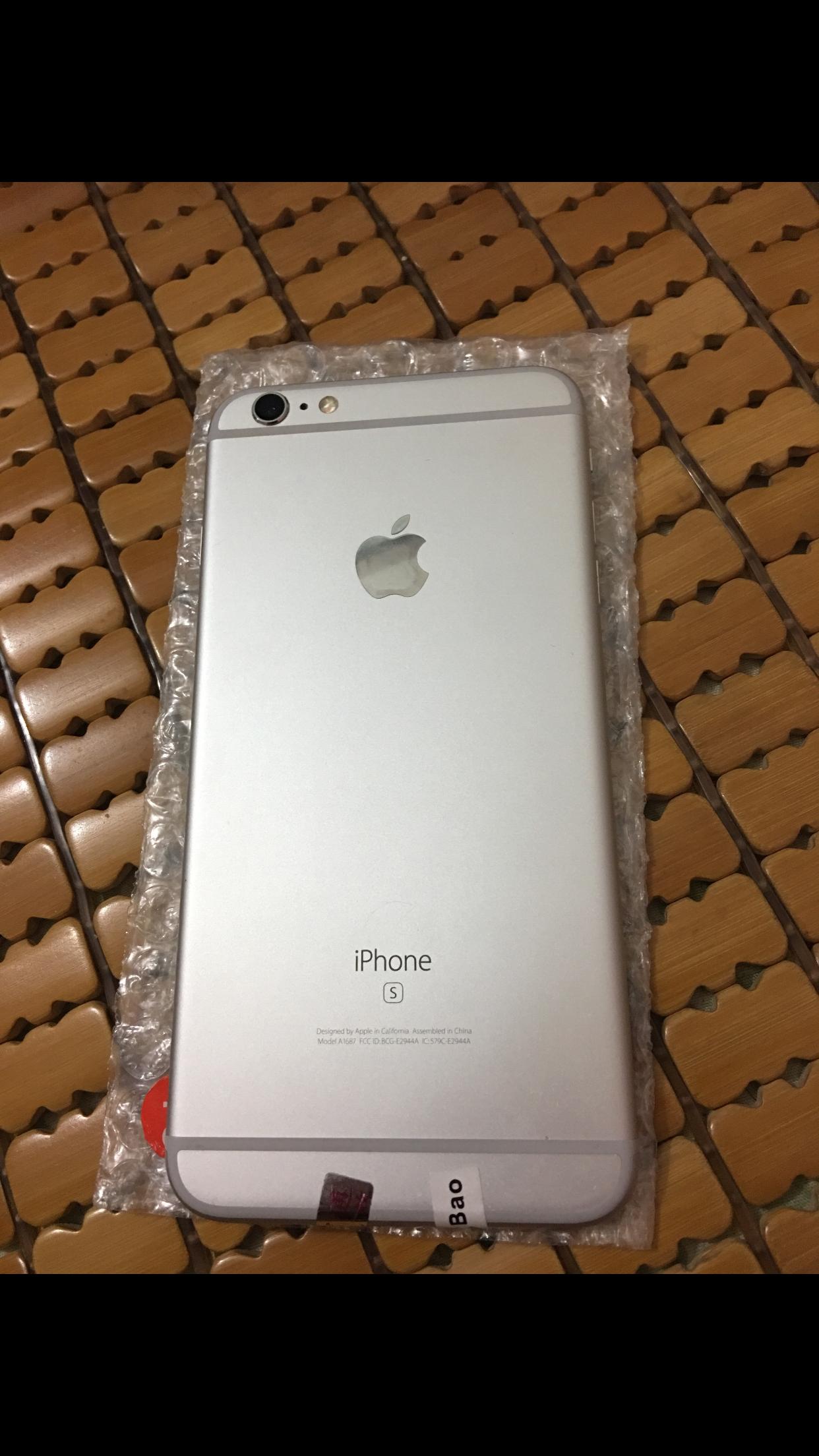2 Cần bán 1 cặp Iphone 6s plus 16gb 99%