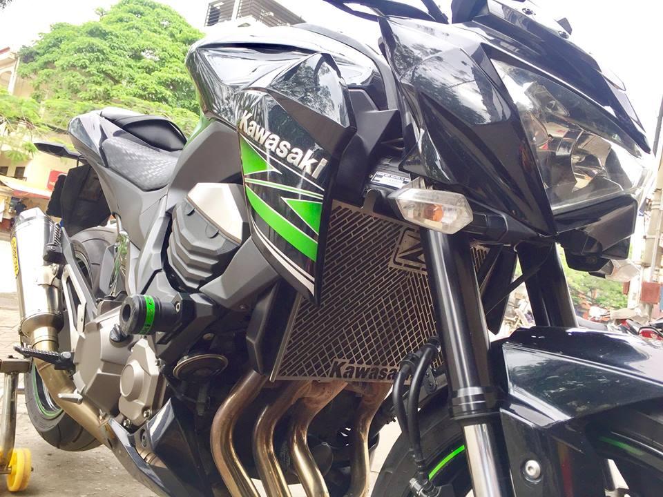 8 Bán Kawasaki Z 800 ABS xanh đen Hải quan chính ngạch