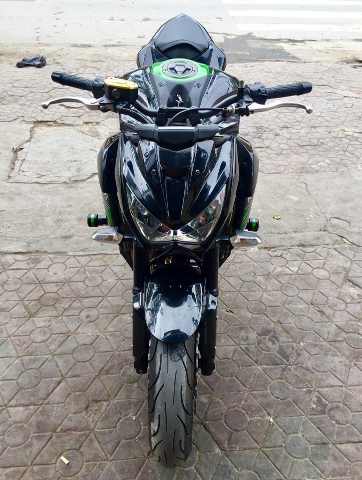 11 Bán Kawasaki Z 800 ABS xanh đen Hải quan chính ngạch