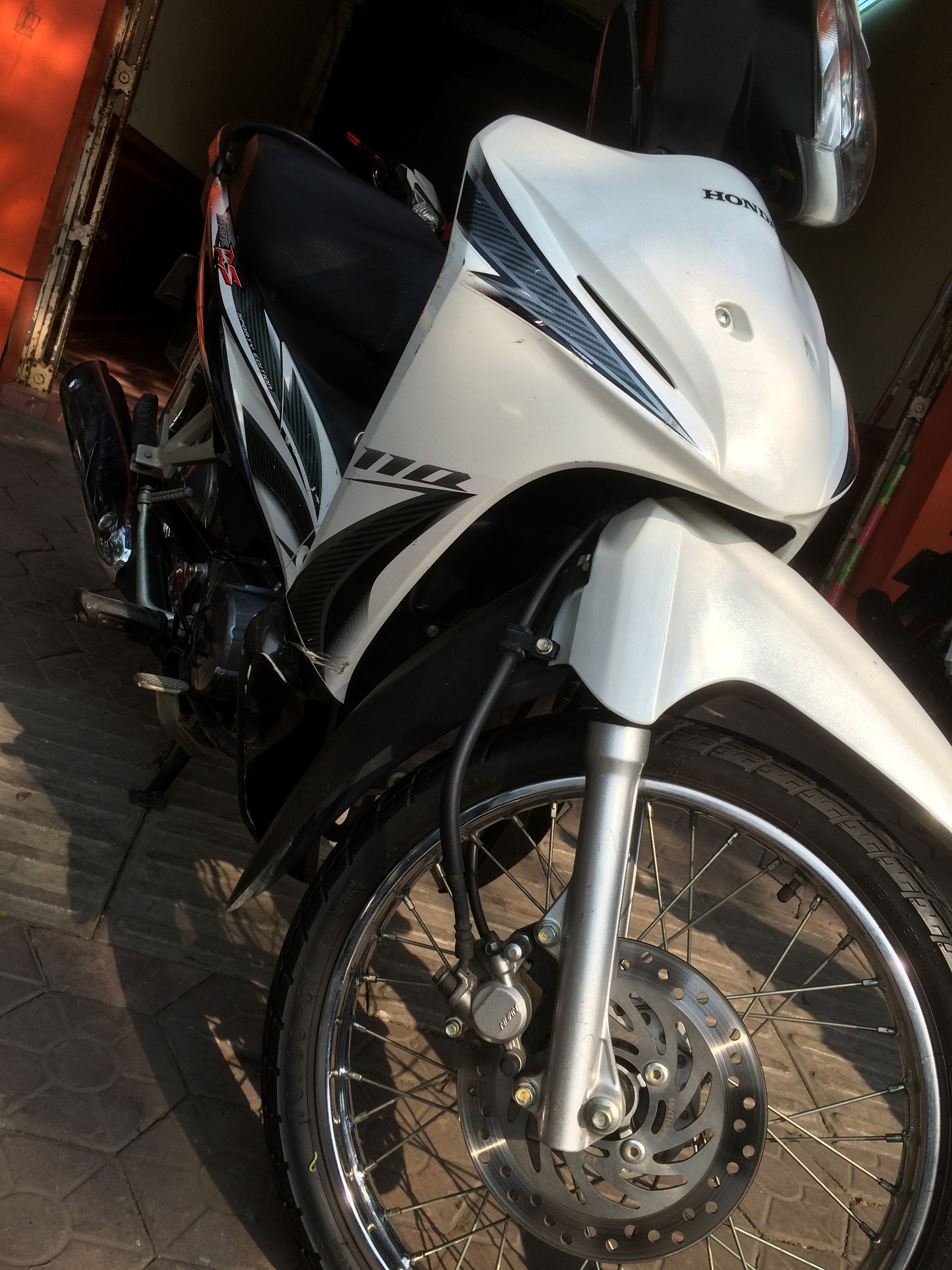 1 Wave rs 110 ,2014