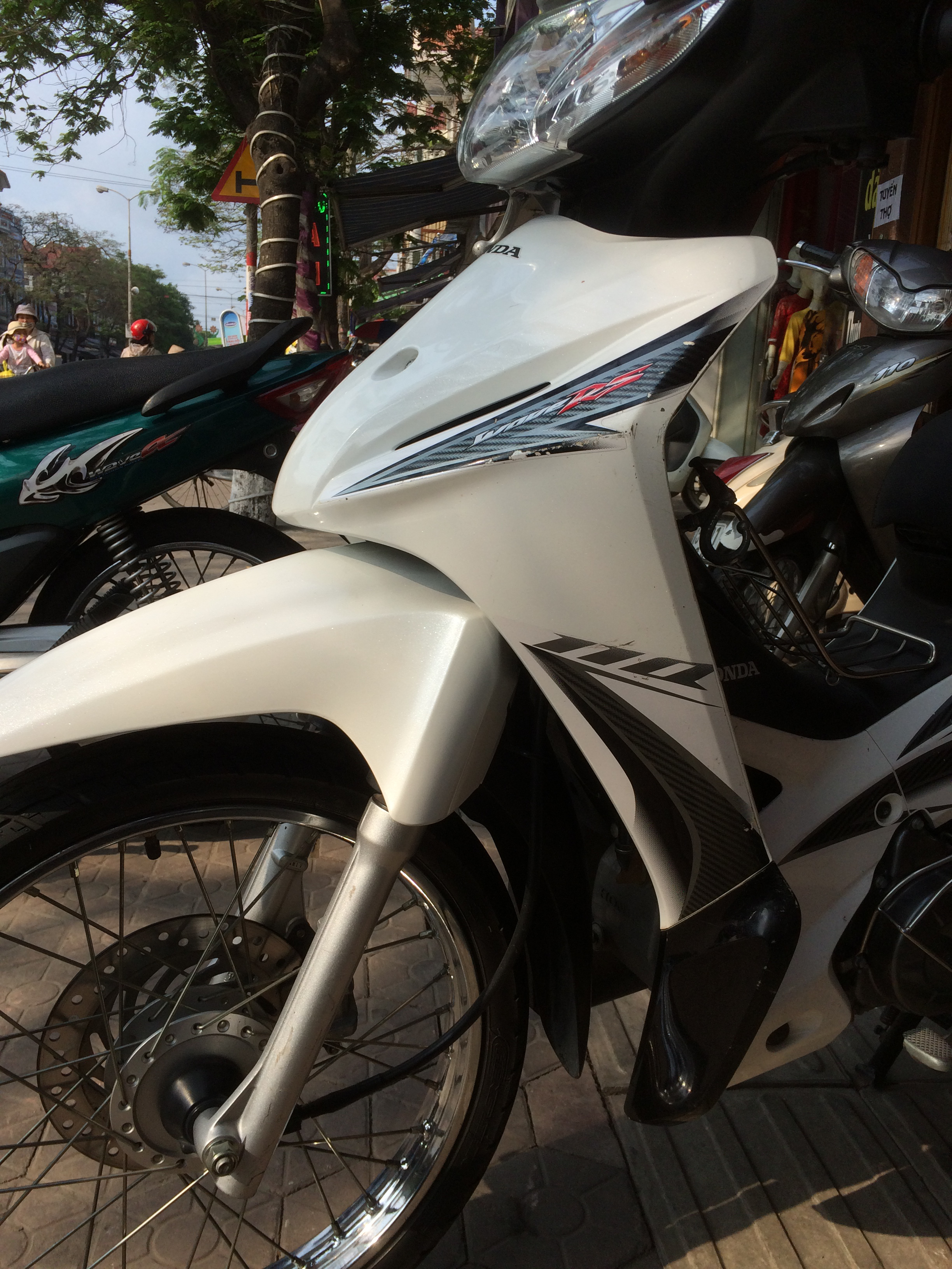 3 Wave rs 110 ,2014