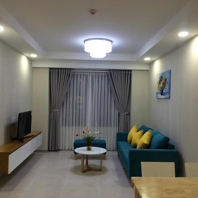Cần cho thuê căn hộ 2 PN Căn hô Gold View, giáp quân 1