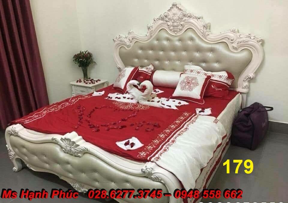 16 Top 10 mẫu giường ngủ tân cổ điển nhập khẩu giá rẻ nhưng cực đẹp tại Cần Thơ, An giang, Đà lạt