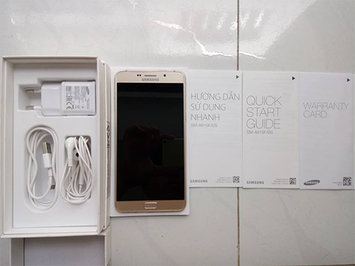 Bán Samsung Galaxy A9 Pro hàng FPT RAM 4G pin 5000 2 sim màn 6 inch