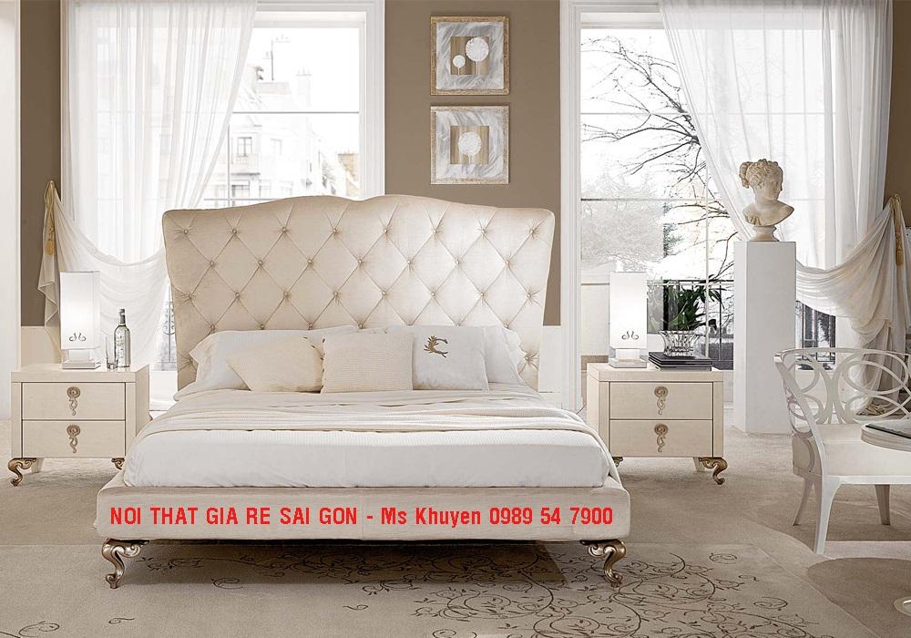 1 Giường ngủ tân cổ điển cao cấp
