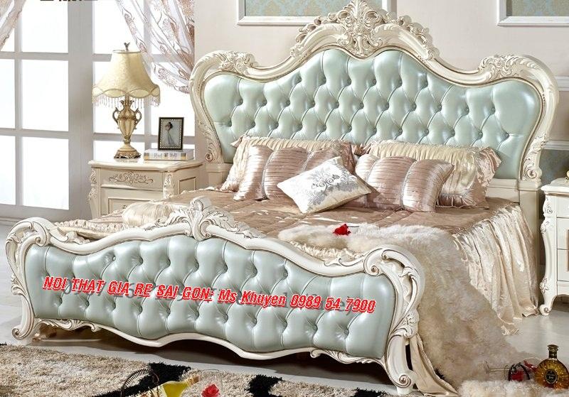 13 Giường ngủ tân cổ điển cao cấp