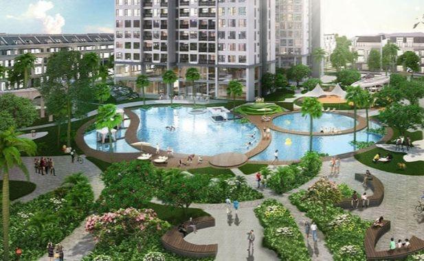 1 Vincity Dream Land Gia Lâm - dự án khu đô thị đầu tiên với thương hiệu Vincity