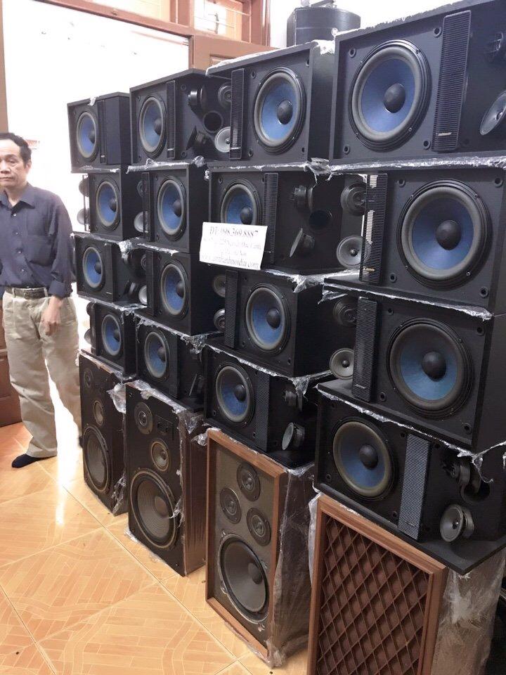 Loa Bose 301 monitor seri 2 màng xanh phòng thu đẹp xuất sắc mới về Thắng audio