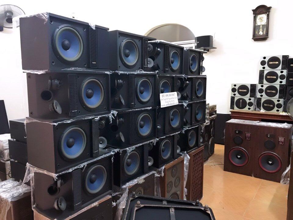 3 Loa Bose 301 monitor seri 2 màng xanh phòng thu đẹp xuất sắc mới về Thắng audio