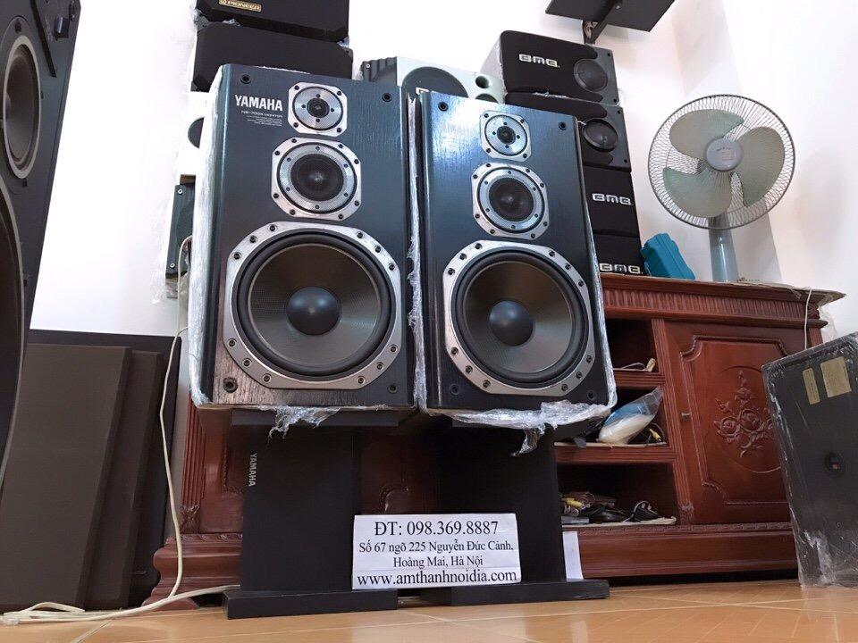 1 Loa Yamaha NS-700X monitor phòng thu đầy đủ chân đế