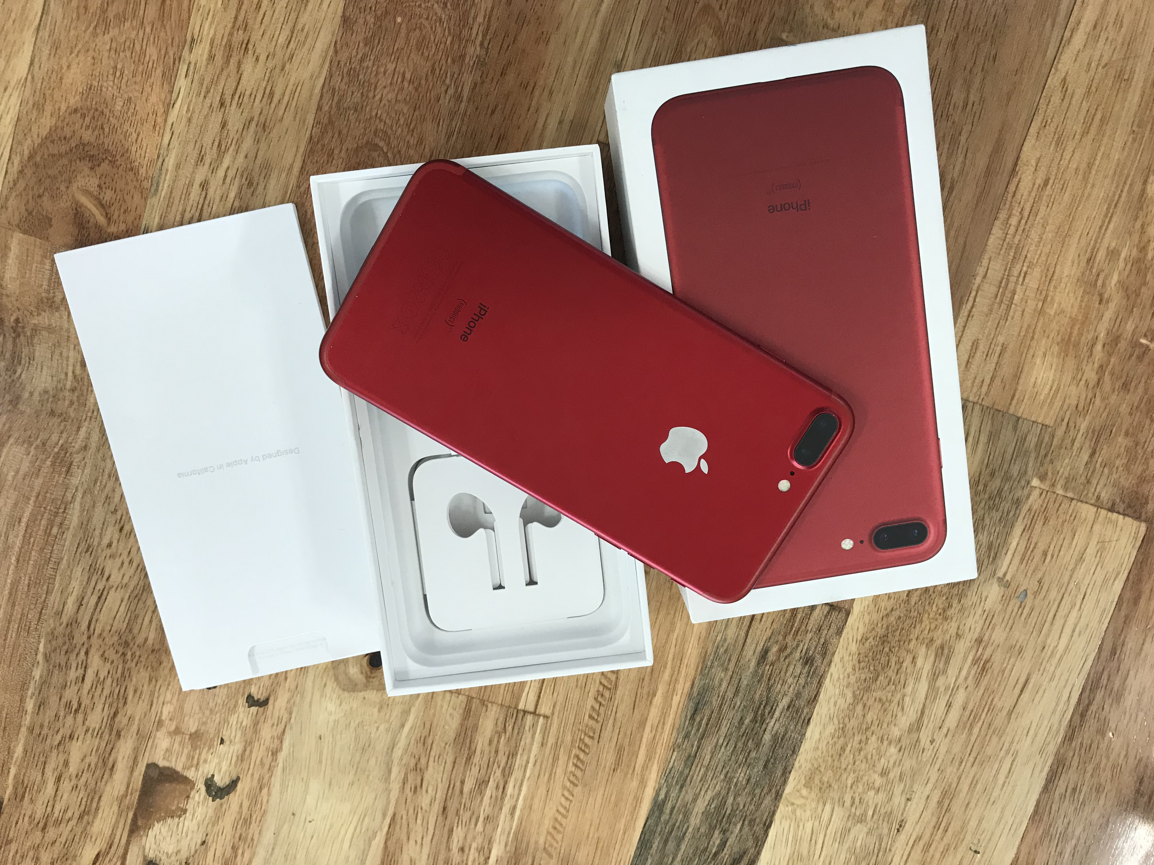 IPhone 7 plus 128gb Red vn/a tgdd hết Bh