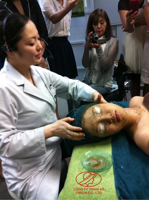 Lấy lại sự Tinh Khiết cho làn da cùng liệu pháp Derma Peel - Spa Trinh Mỹ