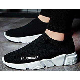 Giày thể thao nam nữ JiYe Free Transform Flyknit Fashion Sneakers chính hãng Balenciaga