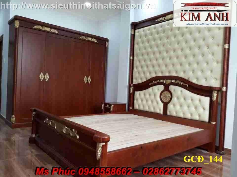 5 Nơi bán giường ngủ cổ điển chính hãng sản xuất tại xưởng giá rẻ nhất gò vấp, bình dương