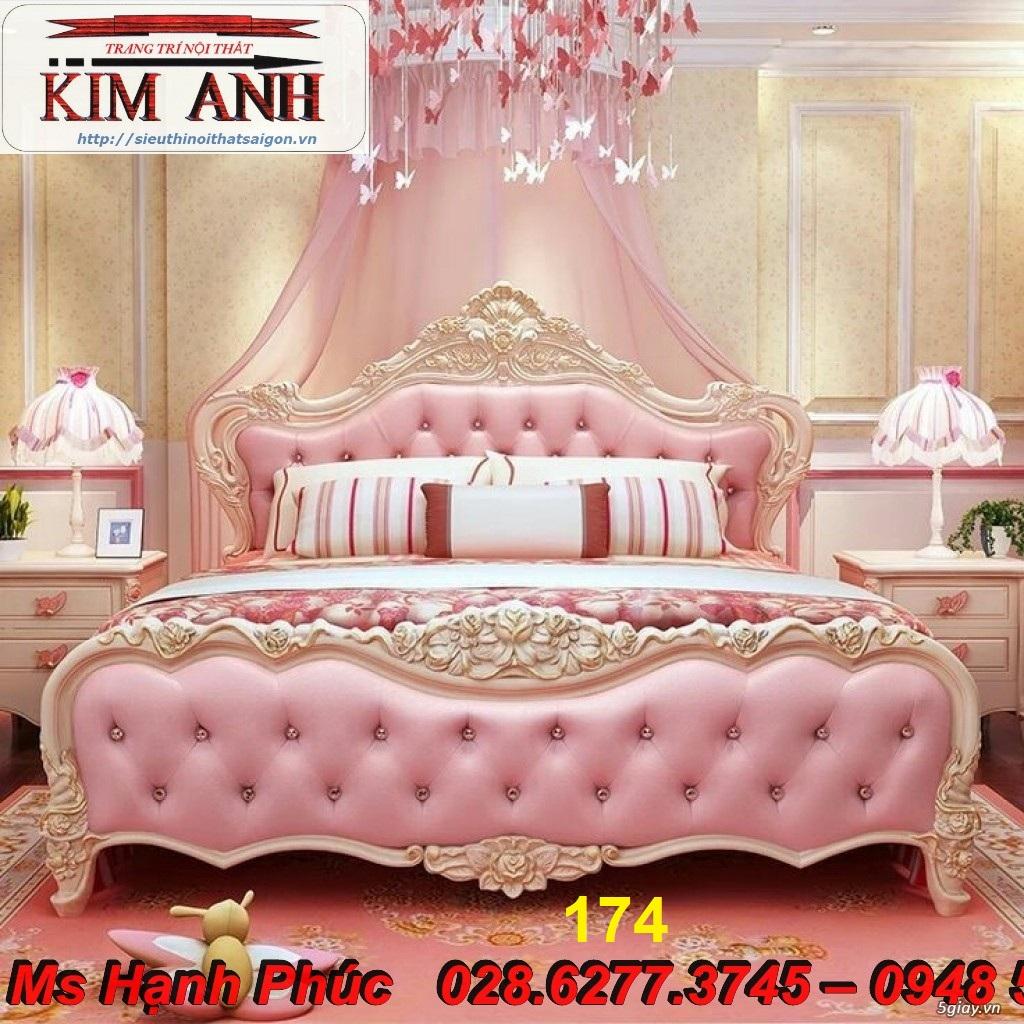 14 Nơi bán giường ngủ cổ điển chính hãng sản xuất tại xưởng giá rẻ nhất gò vấp, bình dương