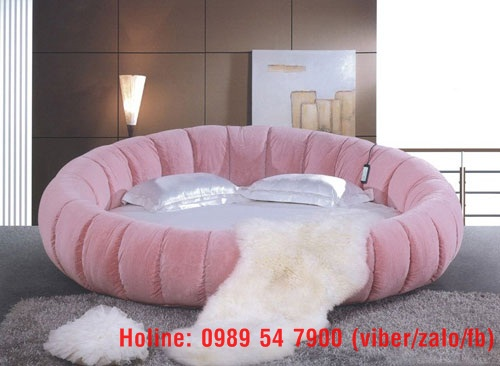 6 Giường tròn giá rẻ, nơi bán giường tròn giá rẻ tại Tp.HCM và Đồng Nai