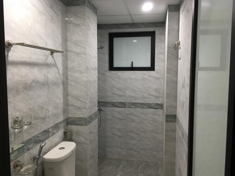 1 Cần cho thuê căn hộ tập thể tầng 1 phố Vĩnh Tuy đủ đồ 4,5 triệu