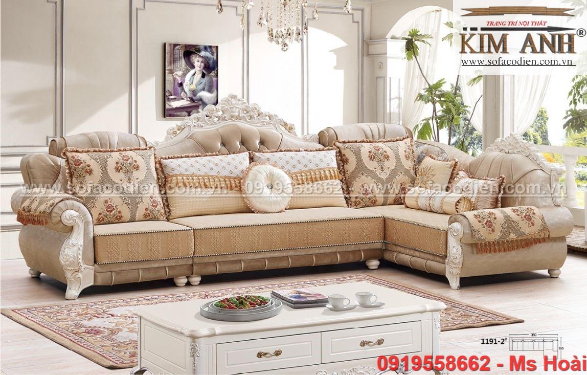 16 Sofa phòng khách  sofa nỉ đẹp giá tại xưởng sản xuất tphcm