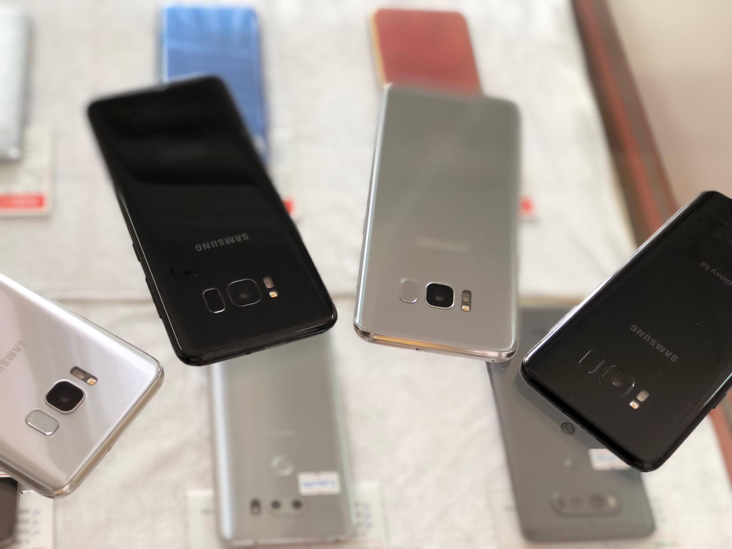 2 Samsung Galaxy S8 QUỐC TẾ giá cực tốt bảo hành 12 tháng chỉ có tại THINHMOBILE