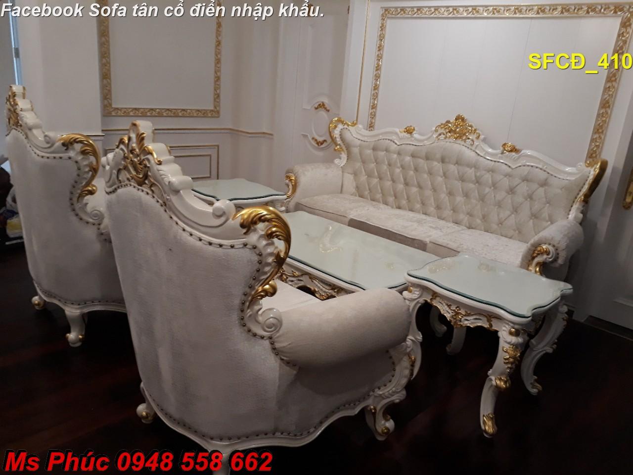 17 Bật mí cách chọn bộ sofa phòng khách tân cổ điển cao cấp, chất lượng - Nội thất Kim Anh
