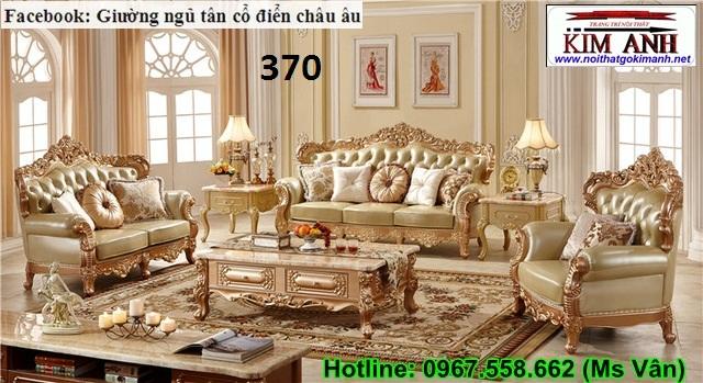 Sofa tân cổ điển   bàn ghế 100 gỗ tự nhiên châu âu cao cấp chất lượng