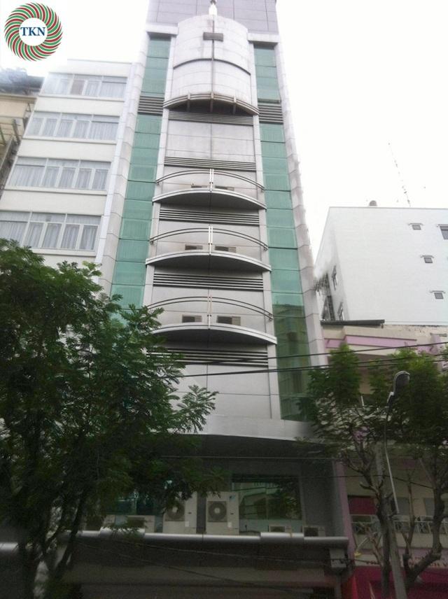 Nhà cho thuê MT nằm vị trí đẹp nhất Trương Định phù hợp làm hội sở ngân hàng, trường học,Quận3