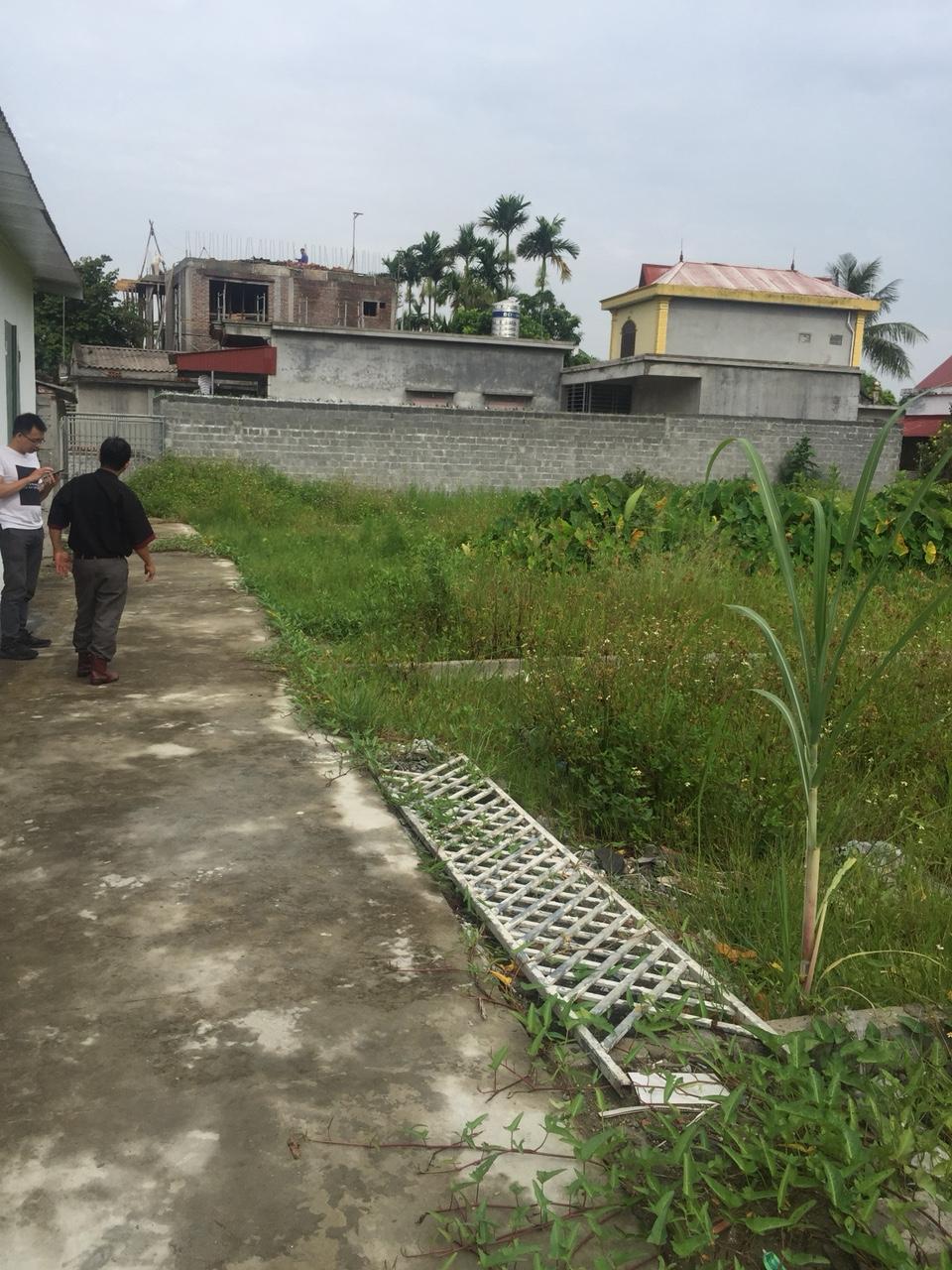 4 Bán đất chia lô, hoặc đất đã có nhà tại Tân Hưng Vĩnh Bảo Hải Phòng