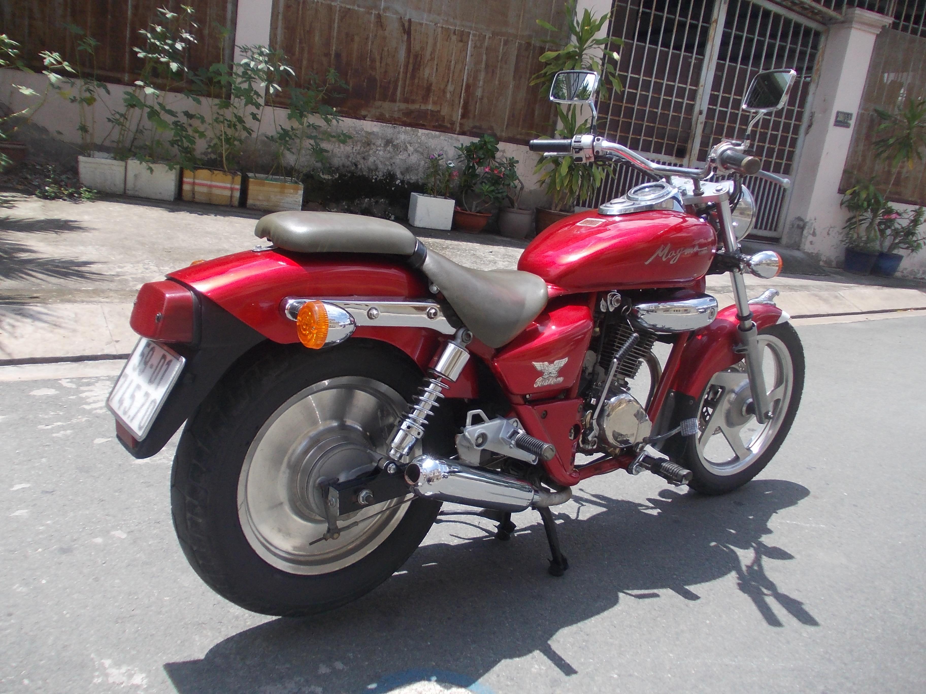 2 Moto Dealim magma 125cc bstp chính chủ