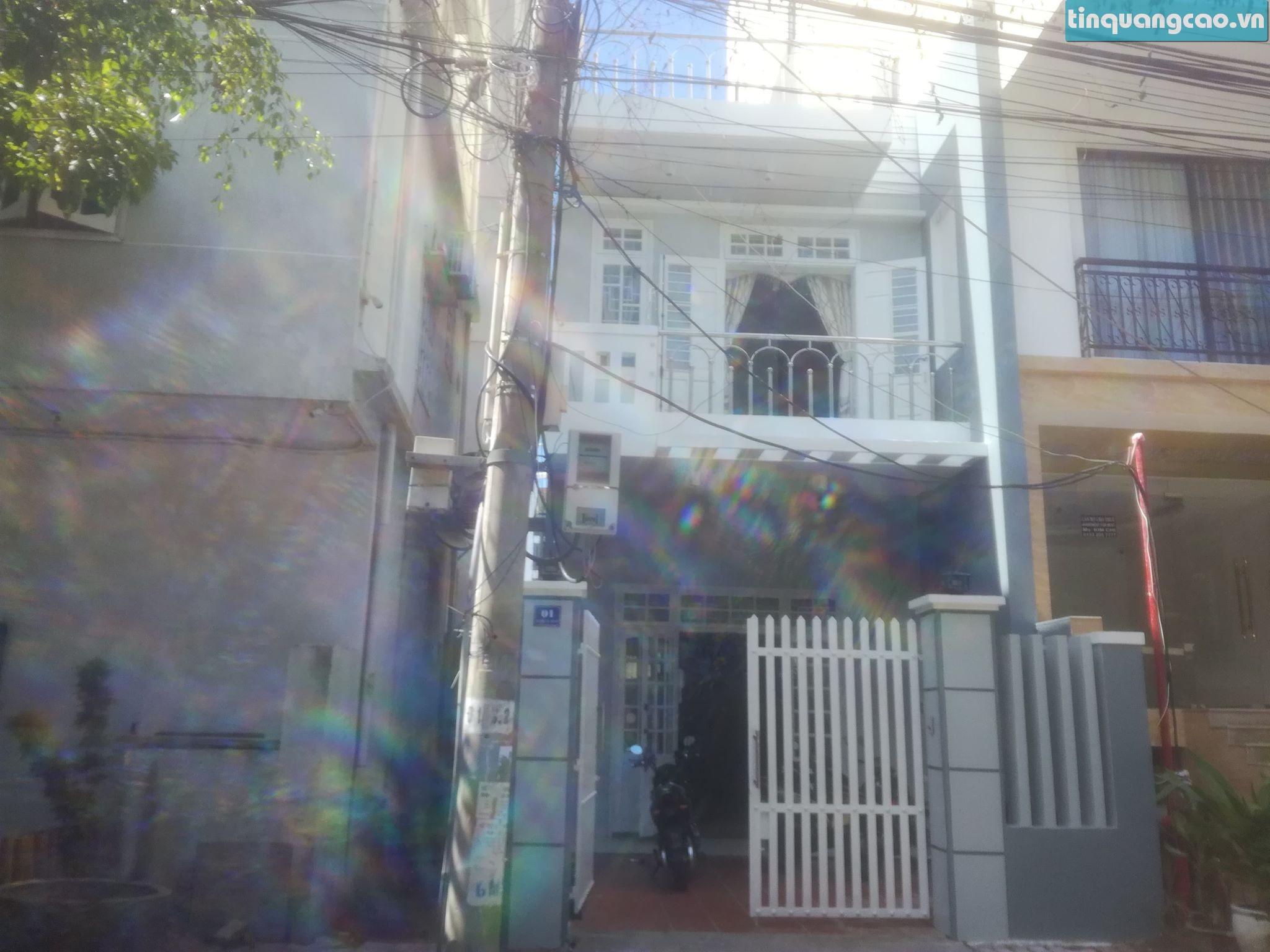 4 Cho thuê nhà mặt tiền số 1 đường Dương Tự Quán, phường Mỹ An, quận Ngũ Hành Sơn