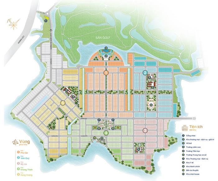 1 Đất nền dự án Biên Hòa New City Hưng Thịnh chỉ từ 10tr/m2