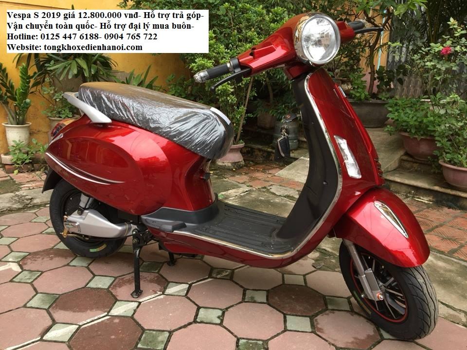 5 Tổng kho xe điện Hà Nội xả kho giảm giá các loại xe điện - xe máy 50cc mới tinh giá chỉ từ 6tr8